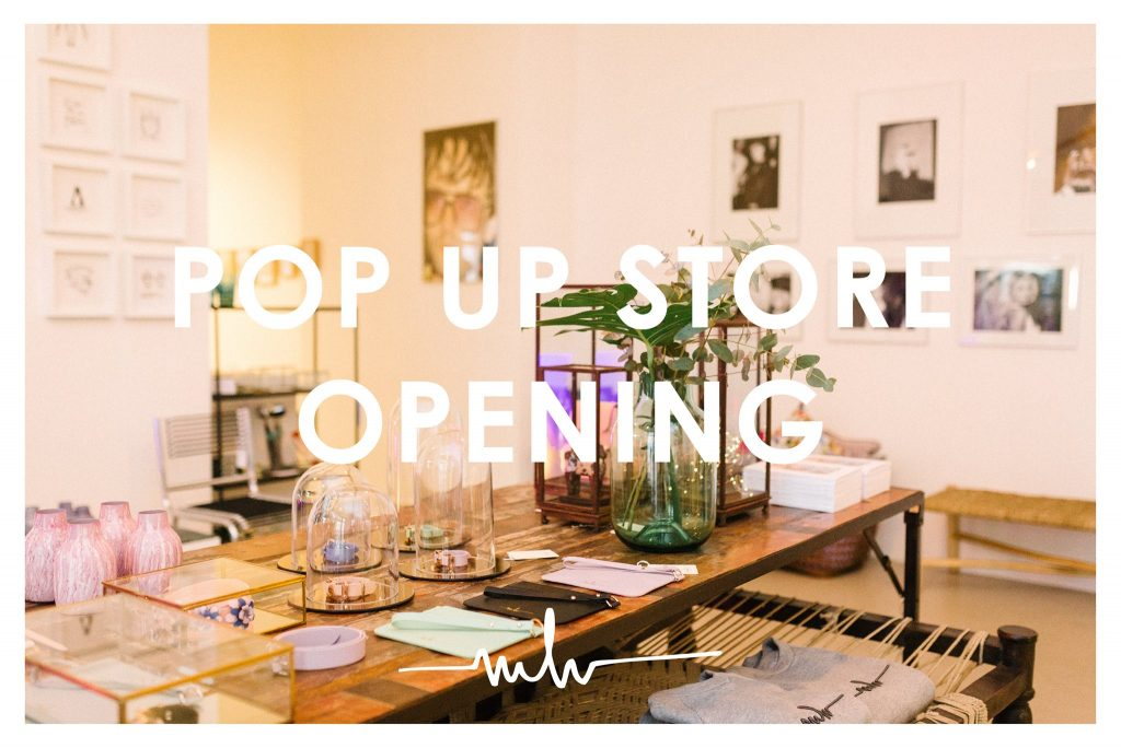 Marina Hoermanseder Pop up Store