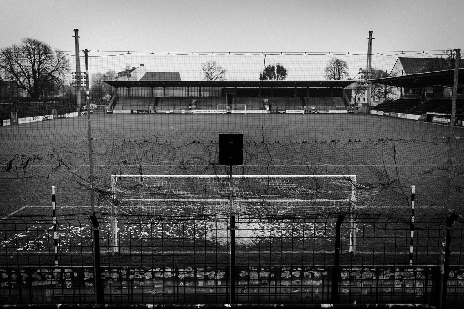 Karl-Liebknecht-Stadion Netze