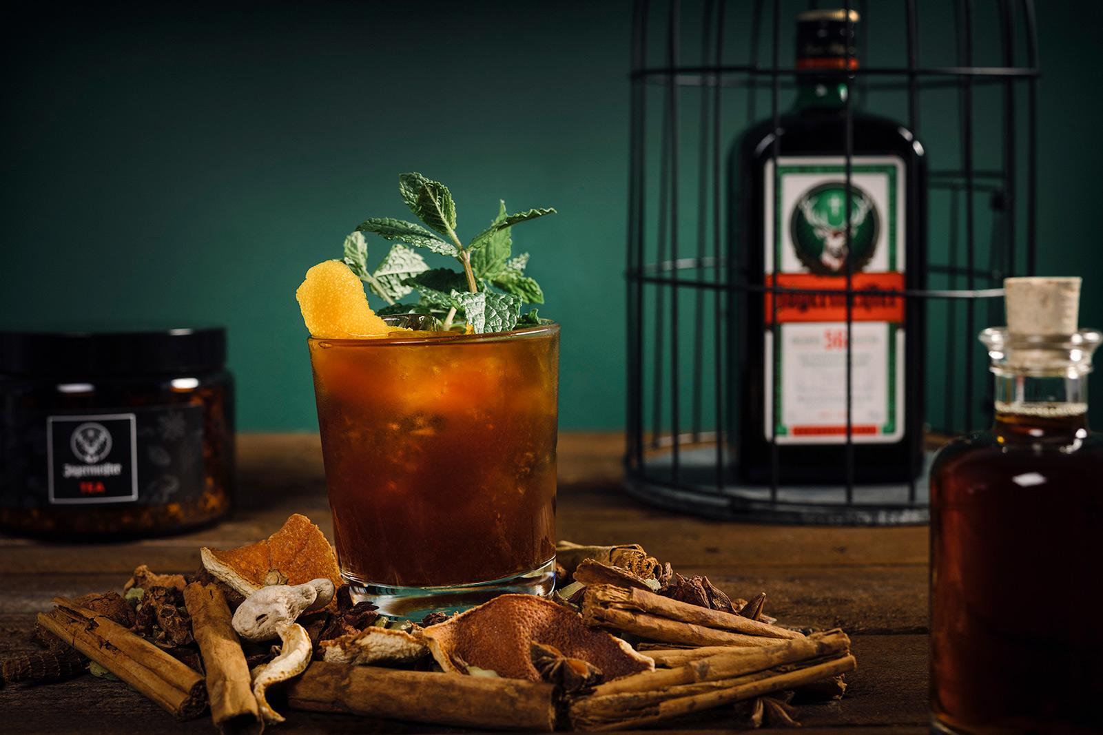 Drink & Produktfotos für Jägermeister