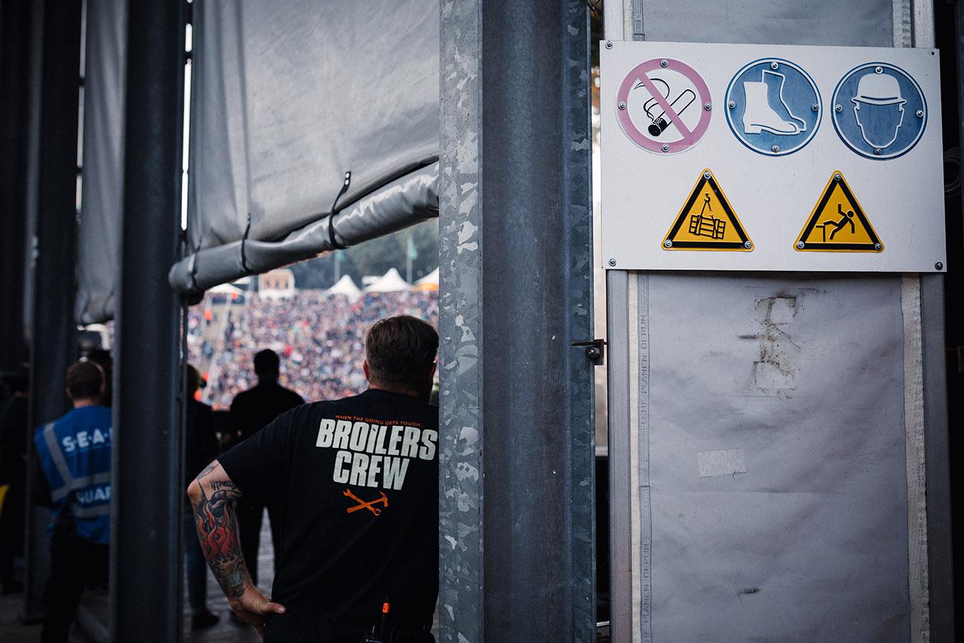 Broilers Crew