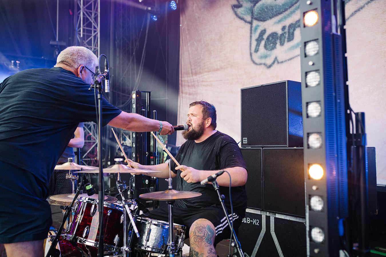Monchi Schlagzeug