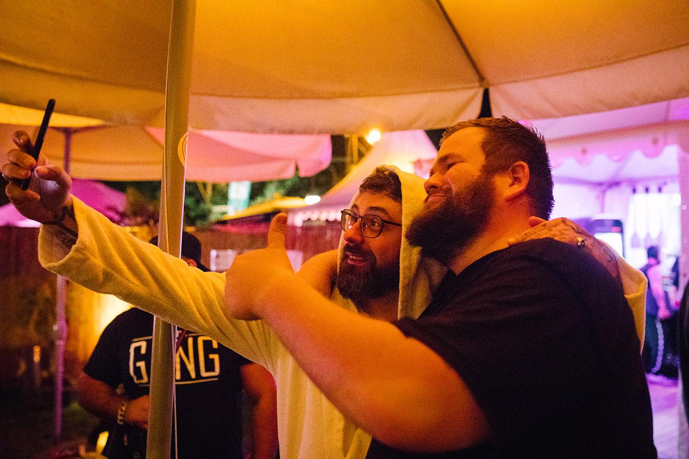 Sido Monchi Feine Sahne Fischfilet Das Fest 2017