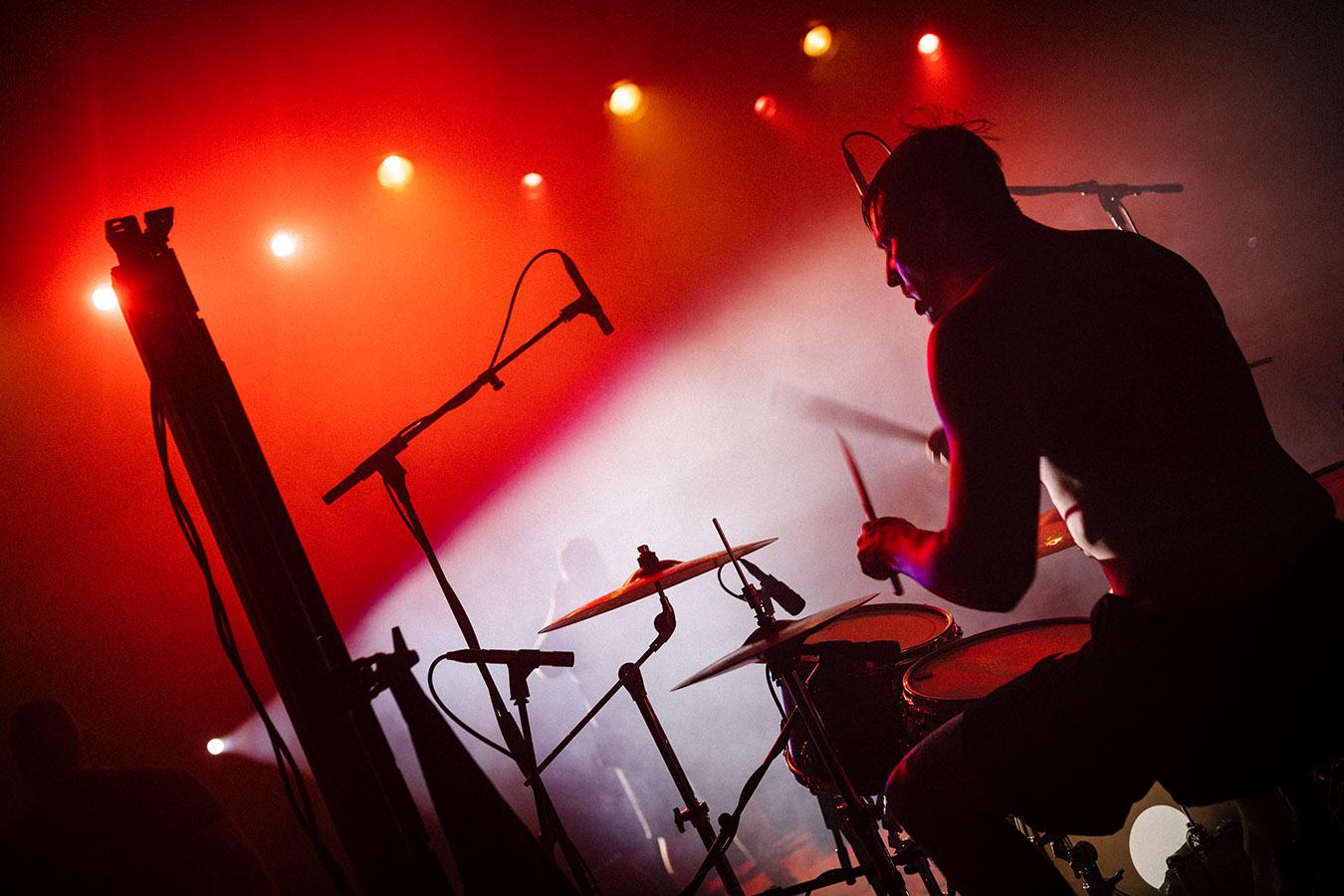 Olaf Ney Schlagzeug