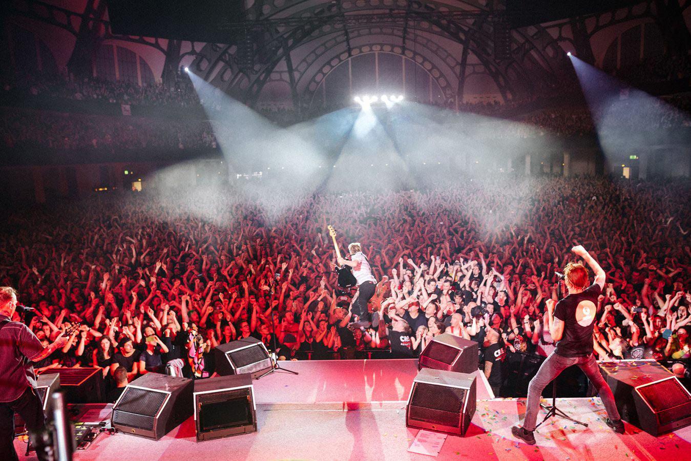 Die Toten Hosen - Festhalle Frankfurt