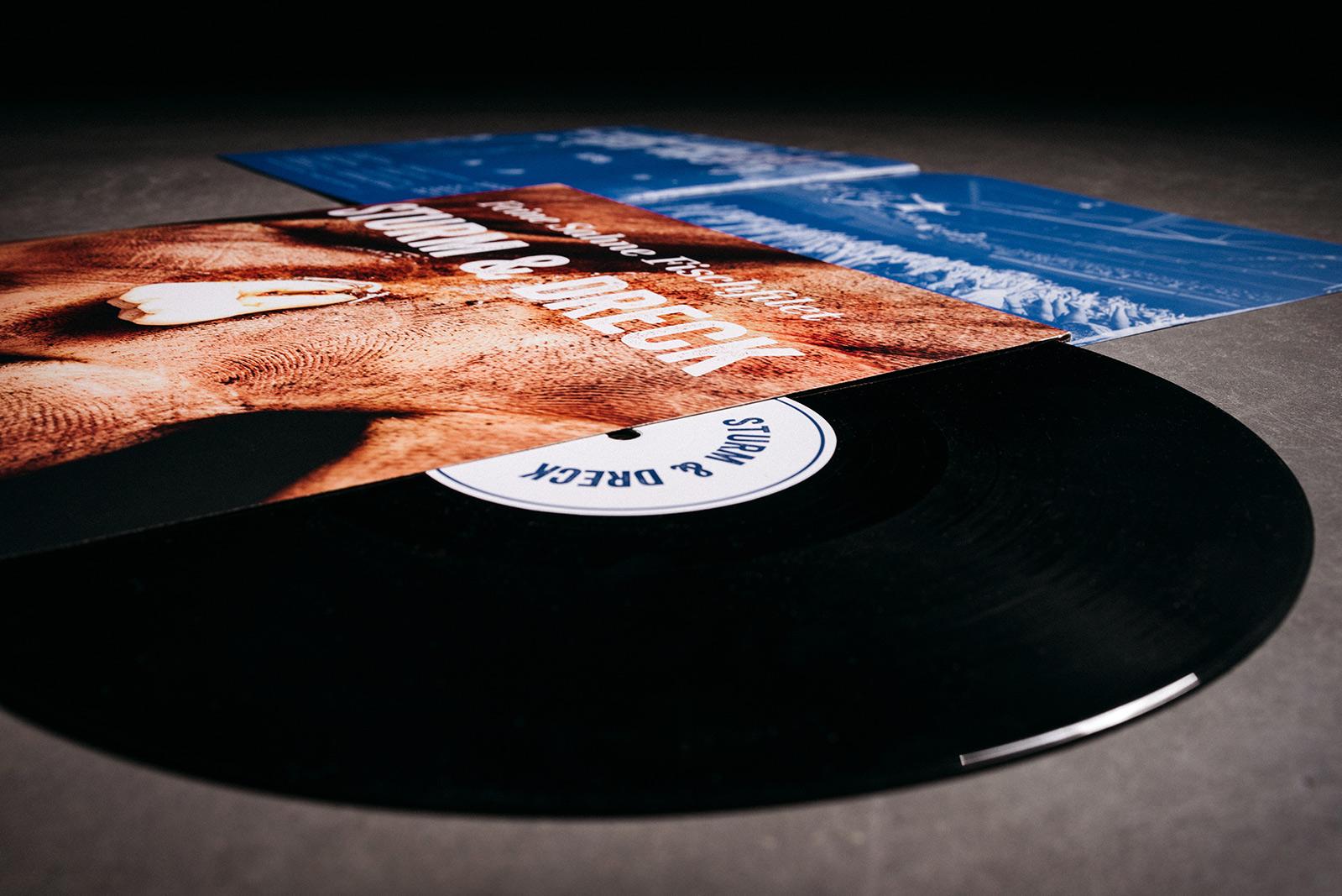 Albumcover Sturm und Dreck