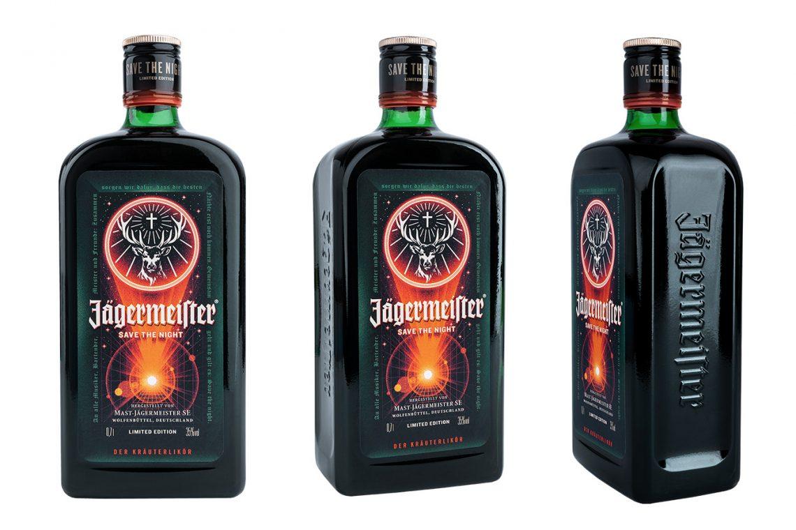 Packshots Jägermeister